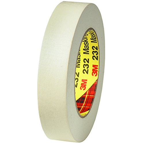 "Scotch Masking Tape, 1"" x 60 yd, Pack of 12 (T93523212PK)"