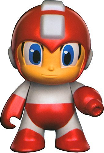 (Loot Crate July 2016 Exclusive Mega Man Variant KidRobot PVC Figure)
