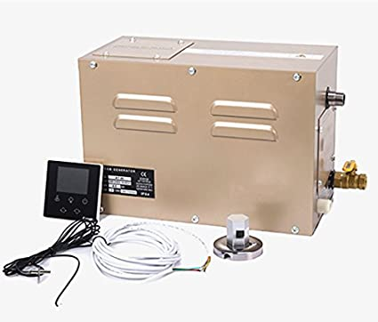 How Does A Steam Shower Work.3 5kw Commercial Lcd Digital Steam Generator Shower Sauna Bath Home