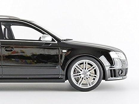 OTTO OT199 2006 Audi RS4 B7 Avant Black 1:18 Scale Resin Car