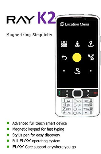 Ray K2 Smartphone with Physical Keyboard