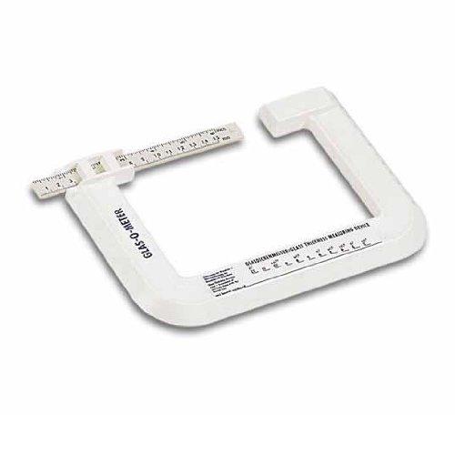 BOHLE Glas-O-Meter - Pied à coulisse pour mesurer l'épaisseur du verre - BO5164800 Home Secure