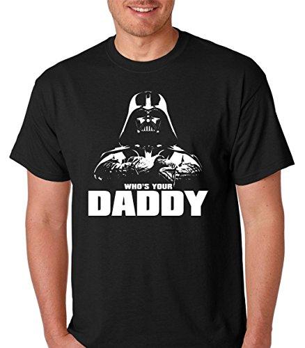 Raw T Shirts Darth Vader Daddy product image