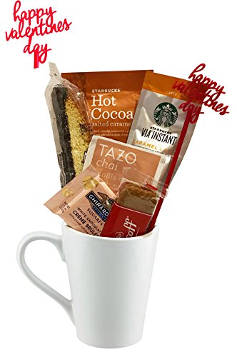 Valentines-Gifts-Valentines-Care-Package-Coffee-Hot-Cocoa-Tea-Kids-Teenagers-Adults-College-Students-Teachers-Mom-Dad-Starbucks-Coffee-Tea-Cocoa-Caramel