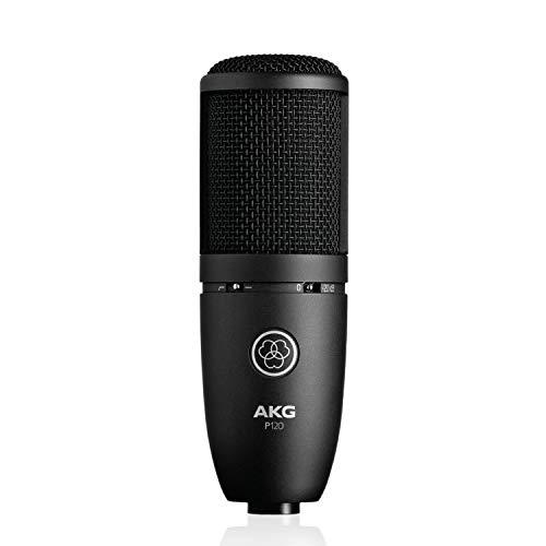 AKG P120   High performance general purpose recording microphone