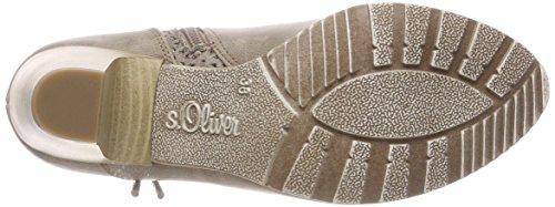 s.Oliver Damen 25308 Stiefeletten braun (pepper comb.)