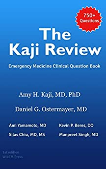 Kaji Review Emergency Medicine Clinical ebook product image