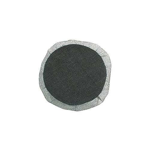 GrowBright Double Layer 4 Inch Duct Filter (4 Inch Filter Hepa)