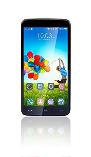 5.5'' Fusion5 Gen II Dual Sim-Free Unlocked 4G Android Mobile Phone 6.0 Marshmallow Fingerprint Sensor Touch Screen Smartphone by Fusion5