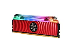 Meet the world's first RGB DDR4 memory with a hybrid liquid-air cooling system, The SPECTRIX D80. It utilizes a combination of a liquid heatsink that's hermetically sealed with non-conductive fluid and an aluminum heatsink to deliver effectiv...