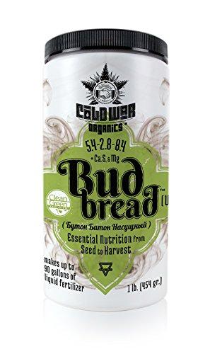Cold War Organics - Bud Bread WP Organic Fertilizer Nutrients (1 lb.)