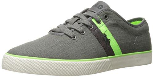 Polo Ralph Lauren Mens Halford Ripstop Fashion Sneaker