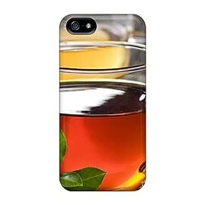 New Style Christina JD Lime Lemon Tea Premium Tpu Cover Case For Iphone 5/5s