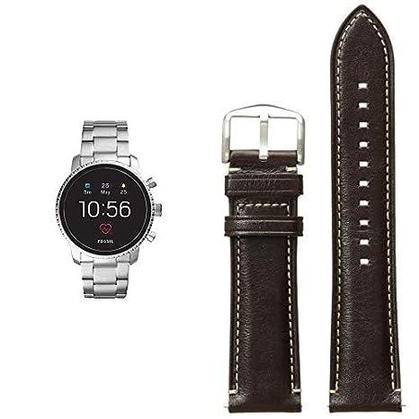 Amazon.com: Fossil Mens Smartwatch Gen 4 Touchscreen Watch ...