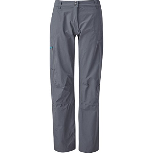 Rab Helix Pant - Women's Graphene, XL by RAB