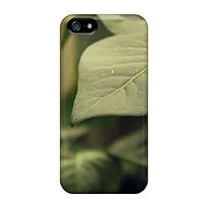 BcdkdSc2296kdluD DustinHVance Case CoverCase For Samsung Galaxy S3 i9300 Cover - Macro Leaves Nature
