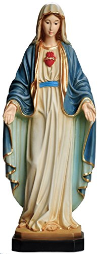 Immaculate Heart Statue - 16