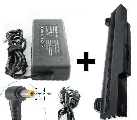 Batería y cargador para ordenador portátil ASUS m51 Vr E-force ® puerto 0 Euro.-Batería y cargador: Amazon.es: Informática