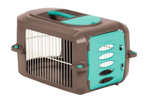 Suncast 23-Inch Pet Carrier Round