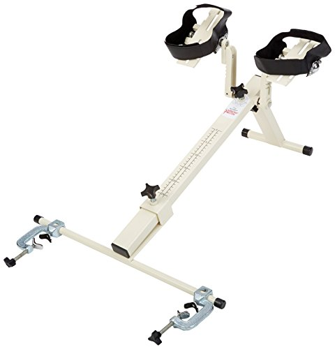 Sammons Preston Restorator III Clinic Model, Pedal Exerciser for Seated Cycling, Clinical Professional Physical Therapy Equipment, Bicycle Peddler for Chairs & Wheelchairs, Low-Impact Exercise Machine by Sammons Preston