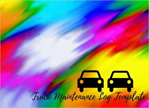 truck maintenance log template car maintenance repair log book