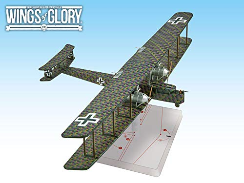 Wings of Glory WWI: Zeppelin Staaken R.VI (Schilling)