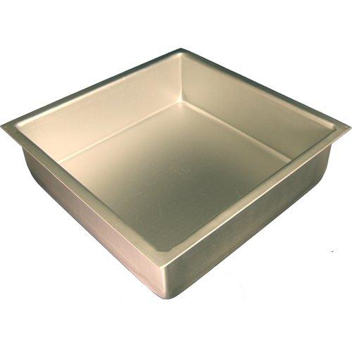 Fat Daddios Anodized Aluminum 8 Inch Square Cake Pan