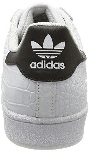 Adidas Baskets Negbas ftwbla Pour Superstar Negbas Hommes Blancs 6n8xwq6ZrU