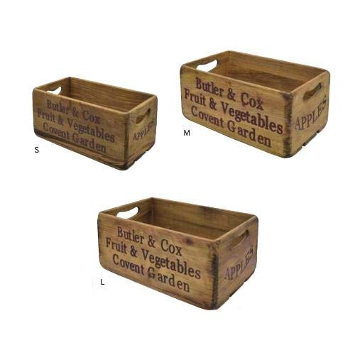 カルナック オールドファーウッドボックス11 set3 WT11 家具/収納 家具 ラック その他 ab1-1272385-ak [並行輸入品] B07PGG4RRZ