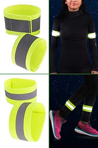 Safety Reflective Bands Arms Legs product image