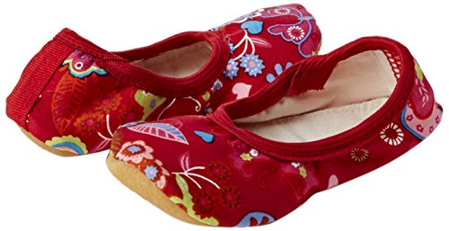 Beck Fantasy - Zapatillas de gimnasia Niñas Rojo - Rot (07)