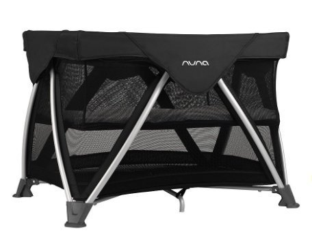 Nuna Sena Aire Travel Crib - Night by Nuna