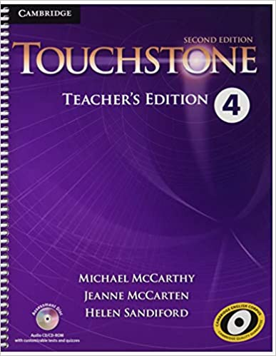 Touchstone Teachers Book