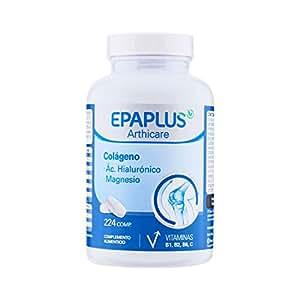 Amazon Com Epaplus Colageno Acido Hialuronico Magnesio 14