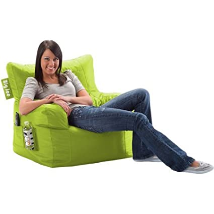 Magnificent Amazon Com Rests Bean Bag Chairs Spicy Lime Flodable Pabps2019 Chair Design Images Pabps2019Com