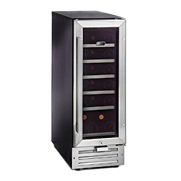 Whynter BWR-18SD 18 Bottle Built-In Wine Refrigerator