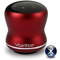 Vibe-Tribe Mamba Ruby: 18Watt Bluetooth Vibration Speaker - Touch Panel - Hands Free Calls - Daisy Chain