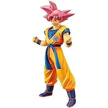 Banpresto 39032/ 10221 Dragon Ball Super Movie Choukokubuyuuden - Super Saiyan God Son Goku Figure