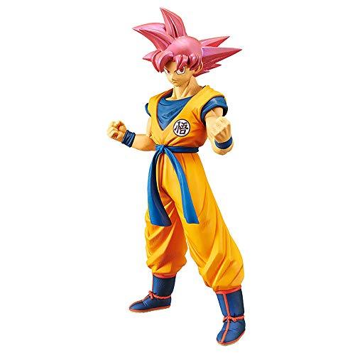Banpresto 39032/ 10221 Dragon Ball Super Movie Choukokubuyuuden - Super Saiyan God Son Goku Figure from Banpresto