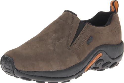 comfortable feel best sell low price Merrell Women's Jungle Moc Waterproof Slip-On Shoe,Gunsmoke ...