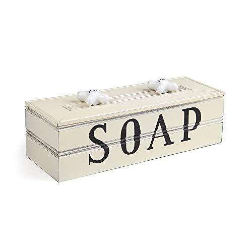 (Ohio Wholesale Whitewash Soap Box )