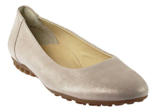 Paul Green , Ballerines pour femme beige beige Rose