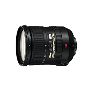 Nikon G ED-IF AF-S DX VR 2159 18-200mm f/3.5-5.6 Zoom Nikkor Lens for Nikon F White Box(Bulk Packaging) (New)