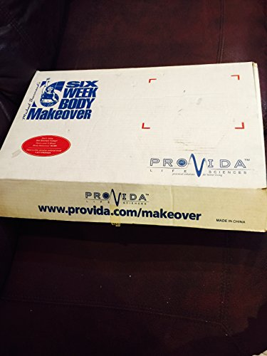 Provida life science six weeks body makeover huge box set 17 items books CDs etc