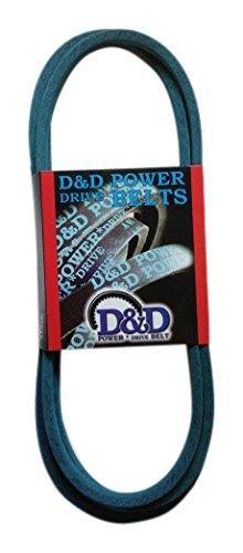 57 Length 4LK 1 -Band Rubber D/&D PowerDrive 79160 Toro Or Wheel Horse Kevlar Replacement Belt