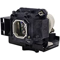 AuraBeam Professional Replacement Projector Lamp for NEC NP17LP With Housing (Powered by Ushio)