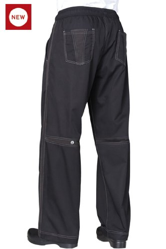 Chef Works Men's Cool Vent Baggy Chef Pa - Knee Pocket Inserts Shopping Results