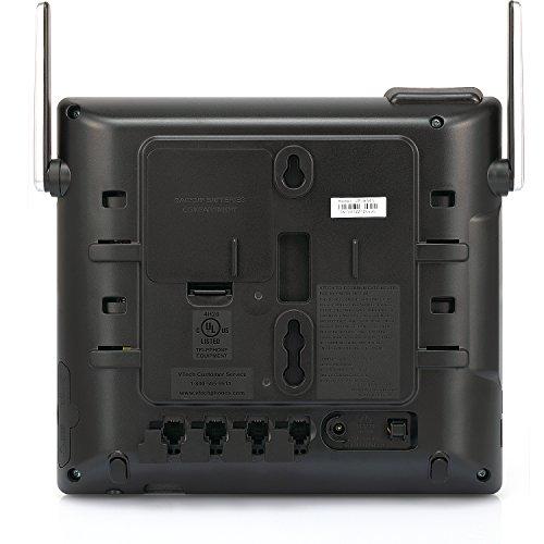 VTech 4-Line Small Business Phone System - Office Starter Bundle with  1 CM18445 Main Console, 1 CM18245 Deskset & 1 CM18045 Handset by VTech (Image #2)