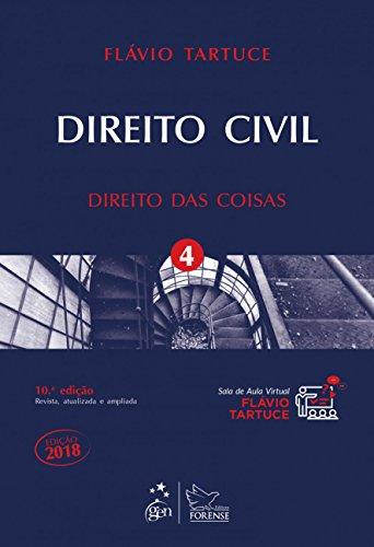 Direito Civil. Direito das Coisas - Volume 4