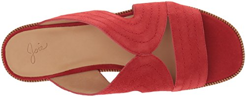 Pictures of Joie Women's Paetyn Slide Sandal red Red 38 Regular EU (8 US) 2